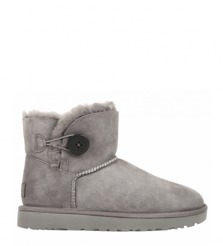 Comprar UGG Australia Leather boots 1016422 grey