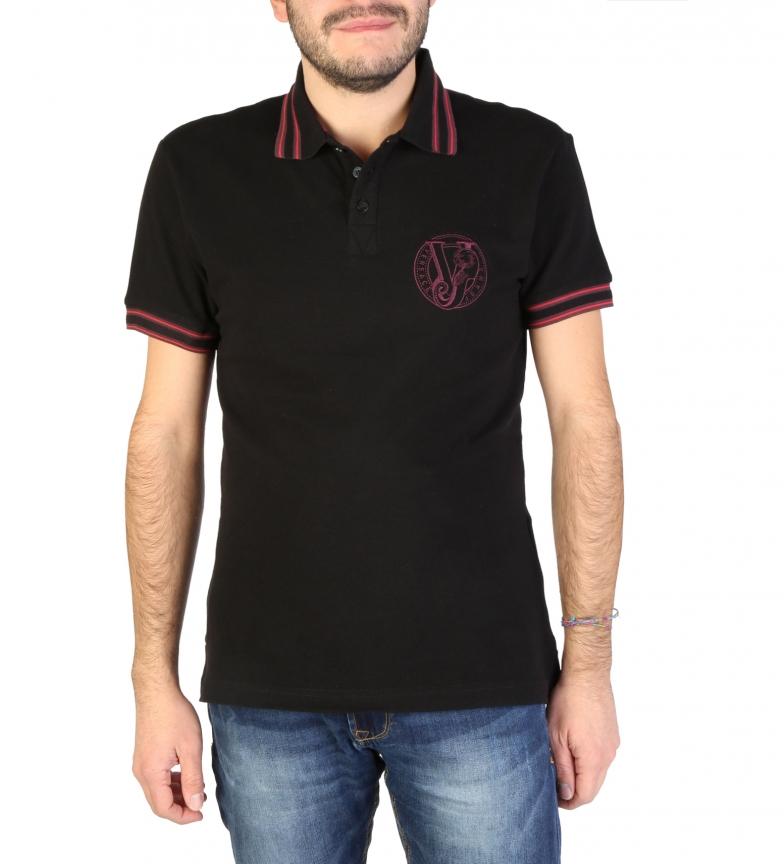 Comprar Versace Jeans Polo B3GSB7P1_36571 black