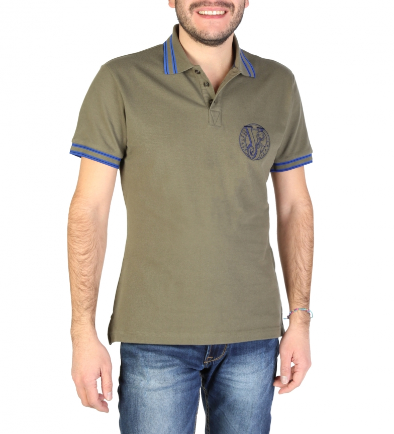 Comprar Versace Jeans Polo B3GSB7P1_36571 vert