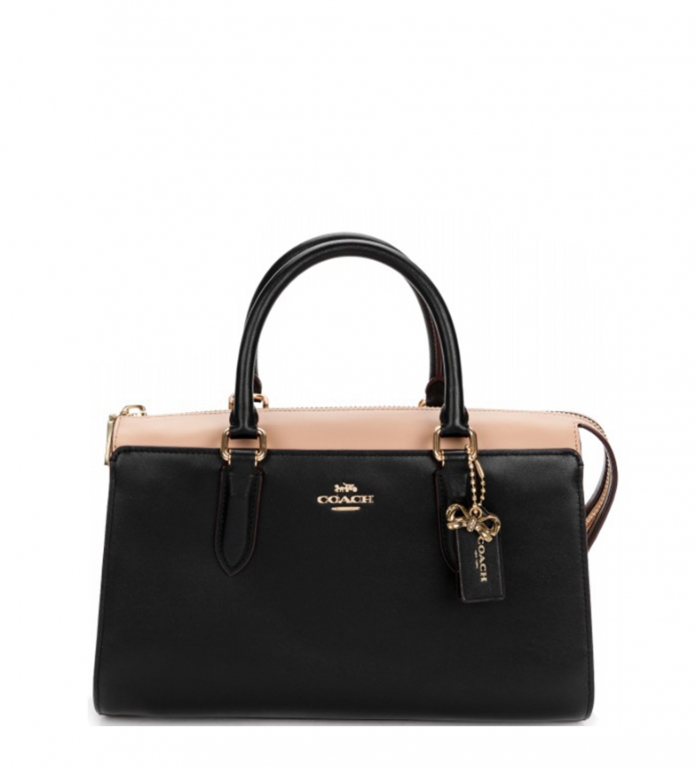 Comprar Coach Leather handbags 39288 black -32x20x14,5cm-