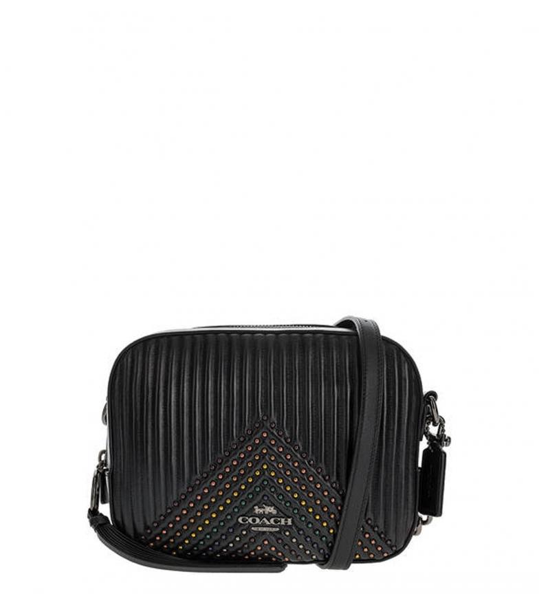 Comprar Coach Bracelet cuir 31649 noir -20x15x9x9cm-