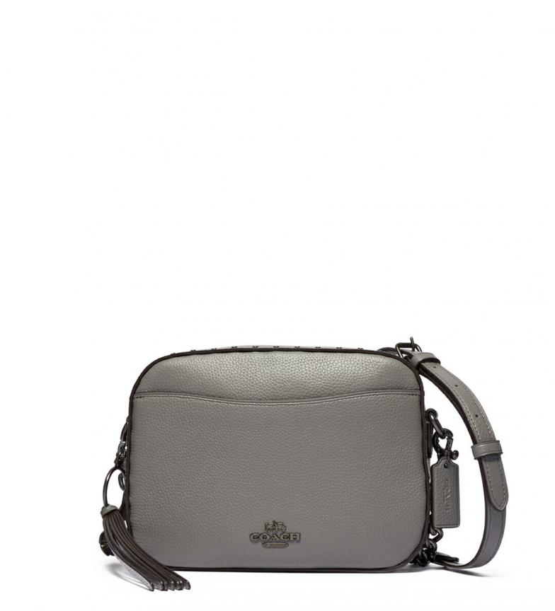 Comprar Coach Bandoleras de piel 31648 grey -21x16x7,5cm-