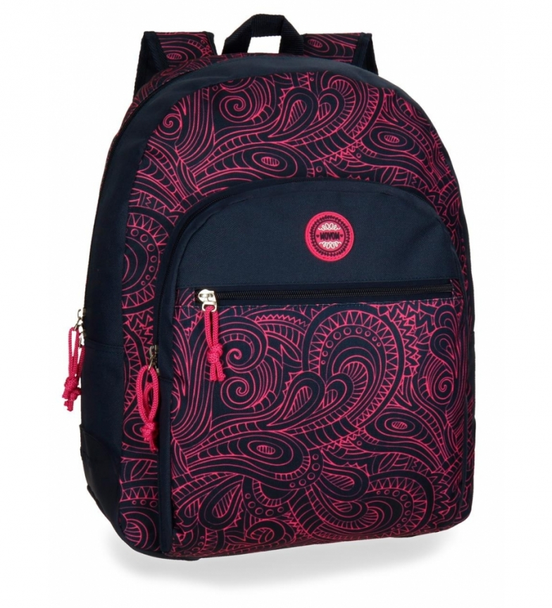 Comprar Movom Backpack adaptable to cart Movom Paisley -55x33x13.5cm-