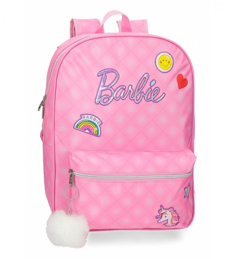 Comprar Barbie Mochila Barbie adaptable a carro -32x42x12cm-