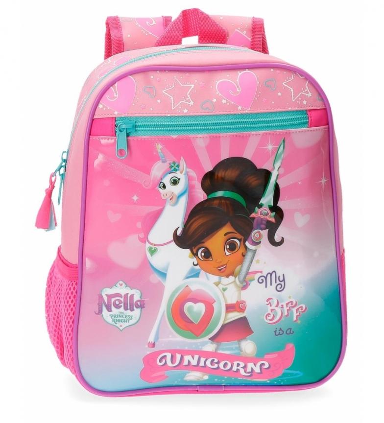 Comprar Nella Nella Preschool Backpack adaptable to trolley -28x23x10cm-