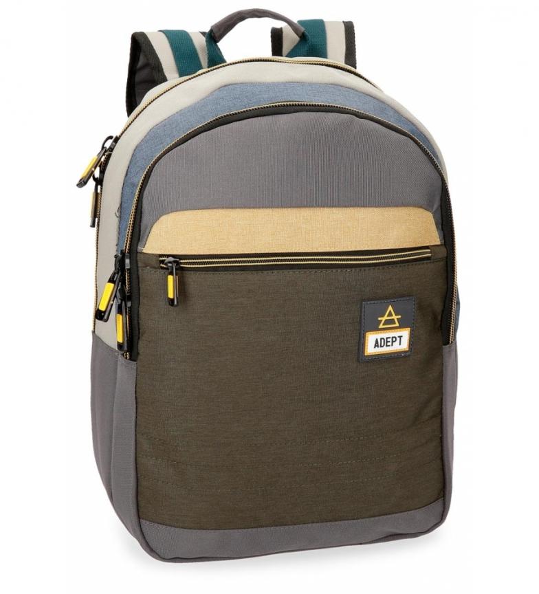 Comprar Adept Sac à dos Adept Camper 15,6 pouces adaptable au trolley -32x44x16cm-.