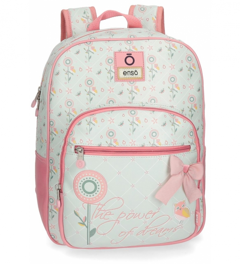 Comprar Enso Enso Owls backpack adaptable to trolley -28x38x12cm-