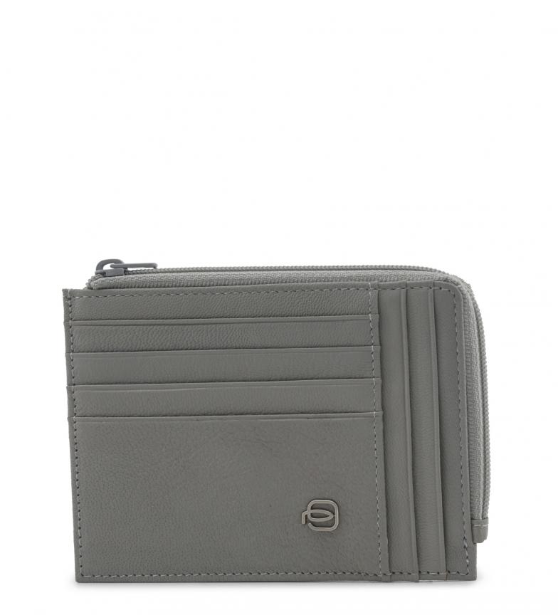 Comprar Piquadro Sac à main en cuir PU1243X2 gris -13x10x1cm-