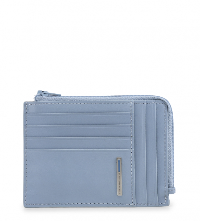 Comprar Piquadro Sac à main en cuir PU1243B2 bleu -12,5x9x2x2cm-