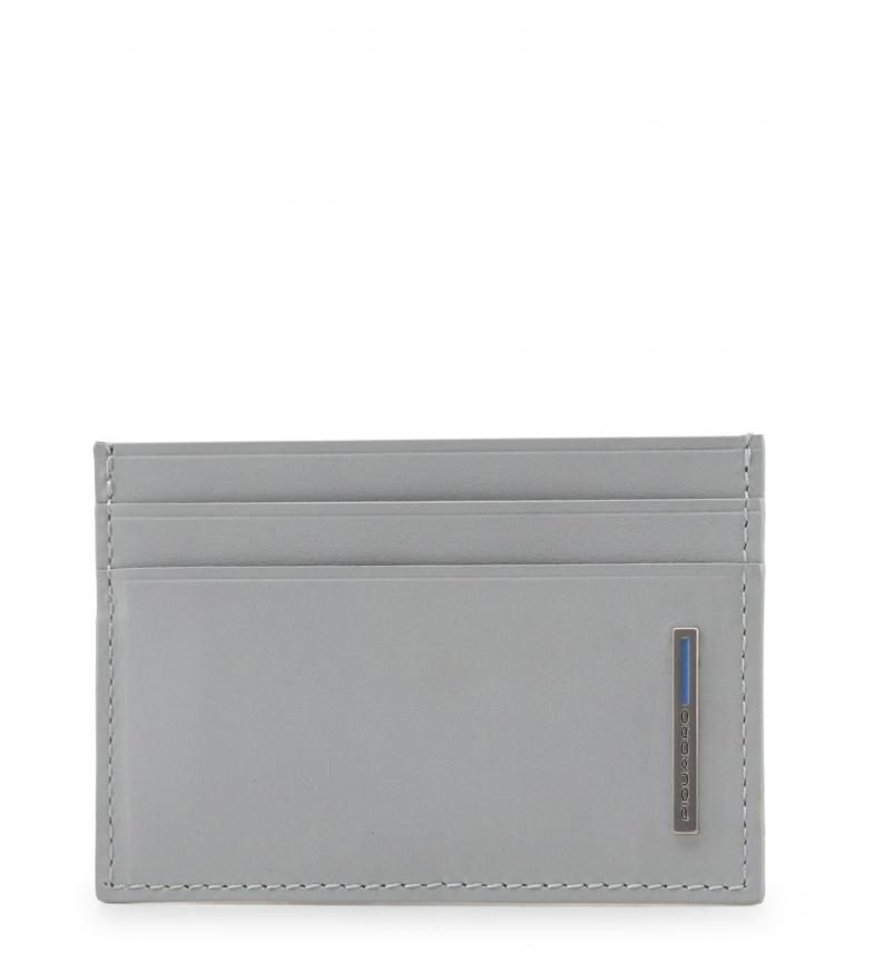 Comprar Piquadro Sac à main en cuir PP906B2 gris -12,5x9x2x2cm-