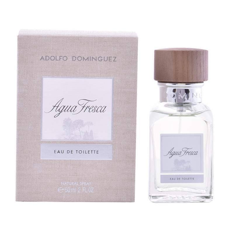 Comprar Adolfo Dominguez Adolfo Dominguez Agua fresca edt vaporizador 60 ml