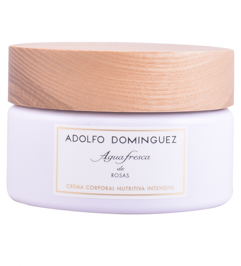 Comprar Adolfo Dominguez Adolfo Dominguez Crema idratante Acqua fresca di rose 300 gr.