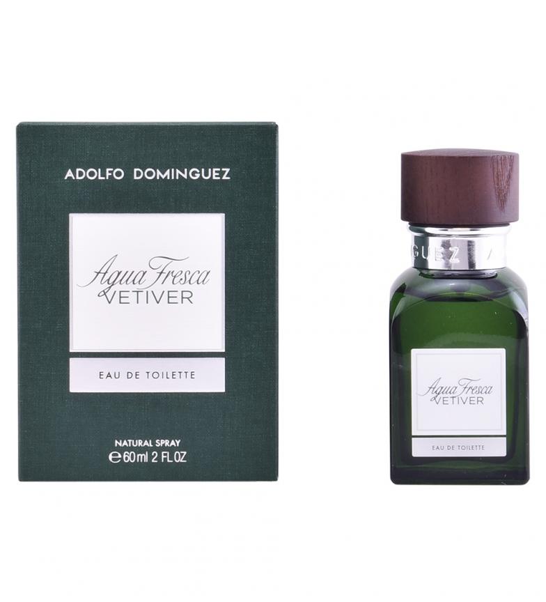 Comprar Adolfo Dominguez Adolfo Dominguez fresh water Vetiver edt vaporizer 60 ml