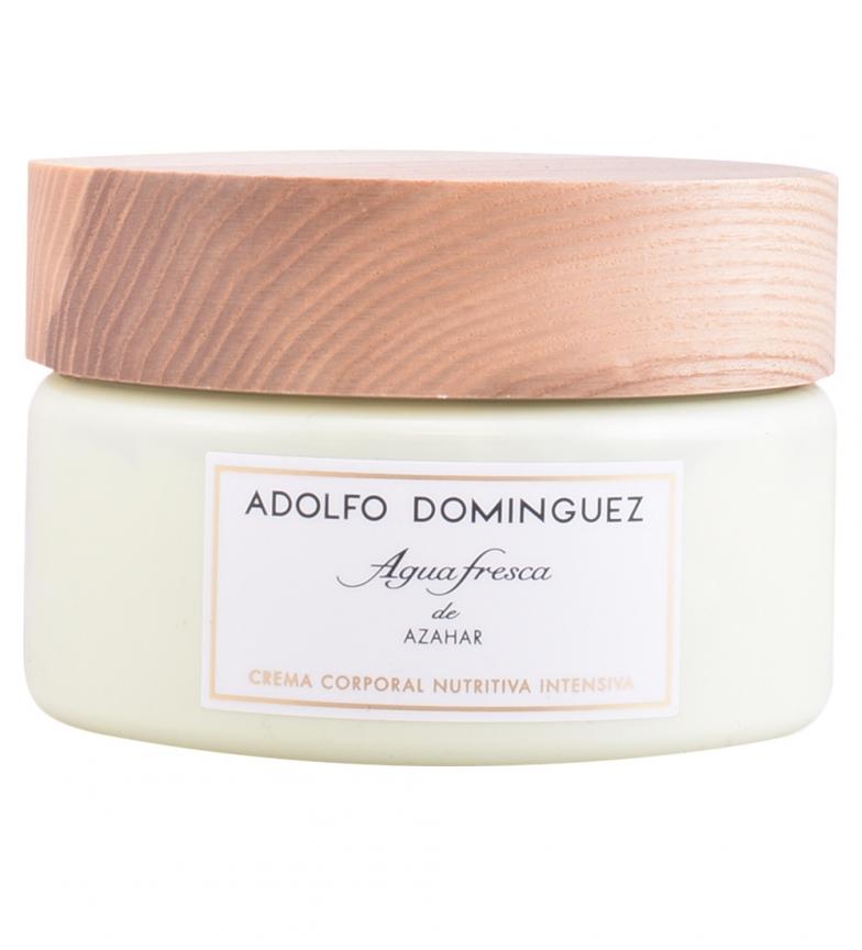 Comprar Adolfo Dominguez Crema hidratante Agua fresca de Azahar 300 gr