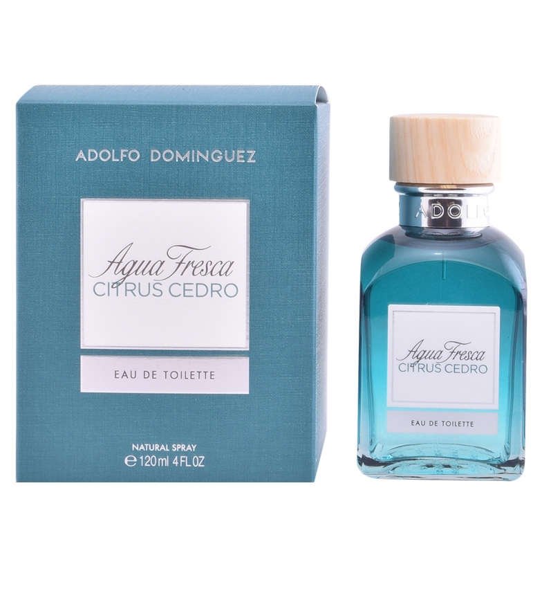 Comprar Adolfo Dominguez Adolfo Dominguez Fresh Water Citrus Cedar edt vaporizer 120 ml
