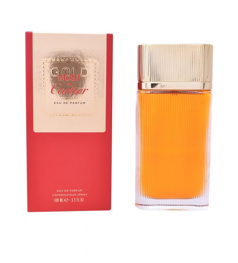 Comprar Cartier Eau de parfum Must Golg 100ml