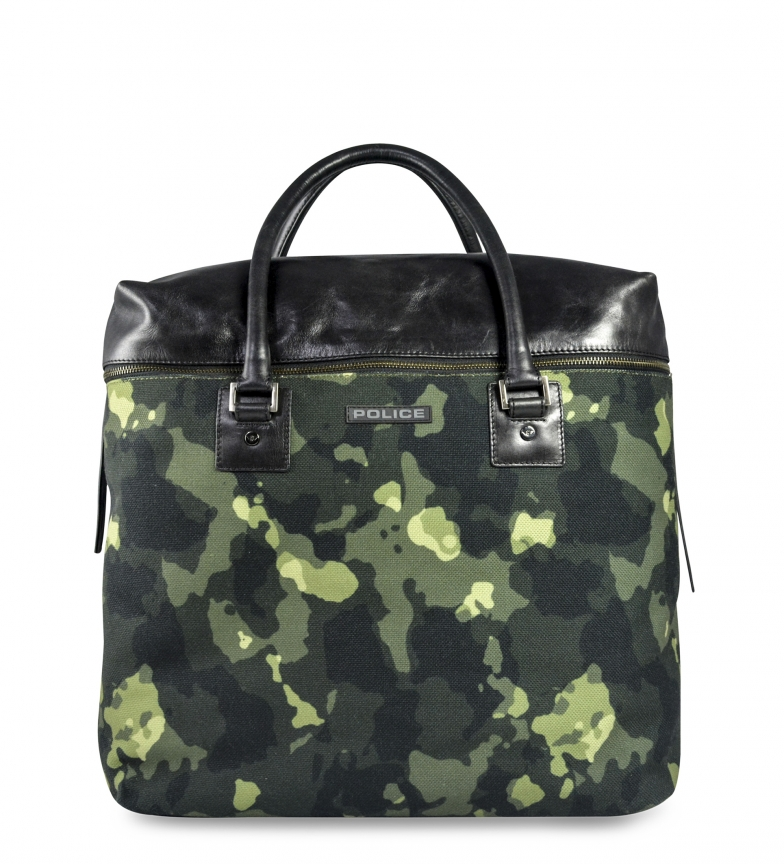 Comprar Police Travel bags PT032016 green -40x38x14cm-