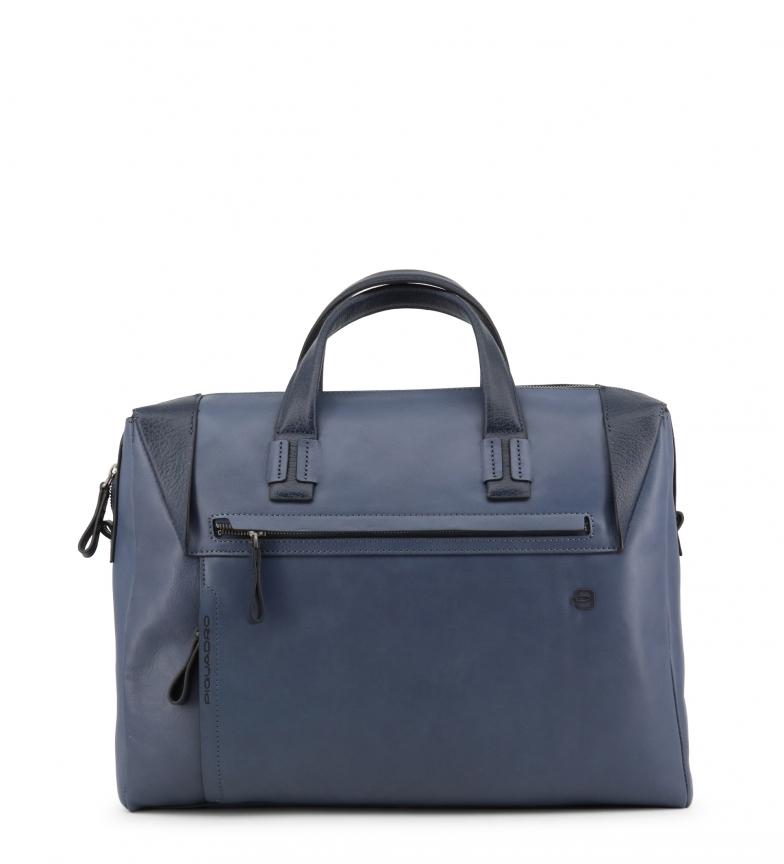 Comprar Piquadro Porte-documents CA4255S94 bleu -40x29x10cm-