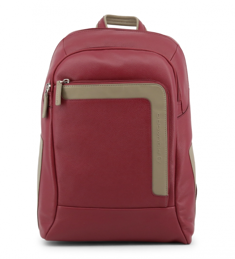 Comprar Piquadro Leather backpack CA3214X1 net -27x41x15cm-