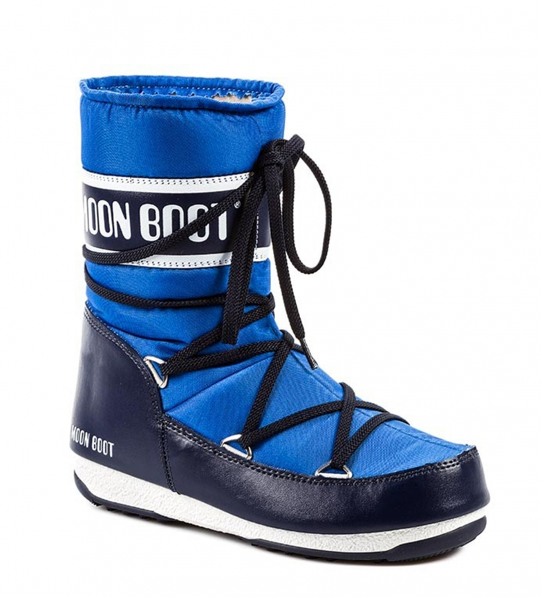 Moon Blue Boot Boot Moon Botas 24003800 TFJclK13