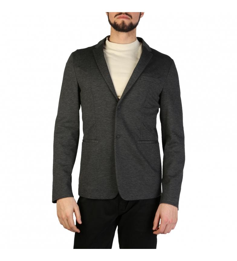 Comprar Emporio Armani Fato jaqueta S1G620_S1492 cinza