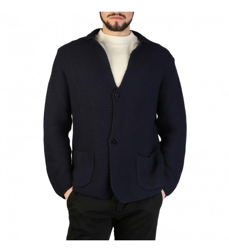 Comprar Emporio Armani Suit jacket S1G04M_S115M blue