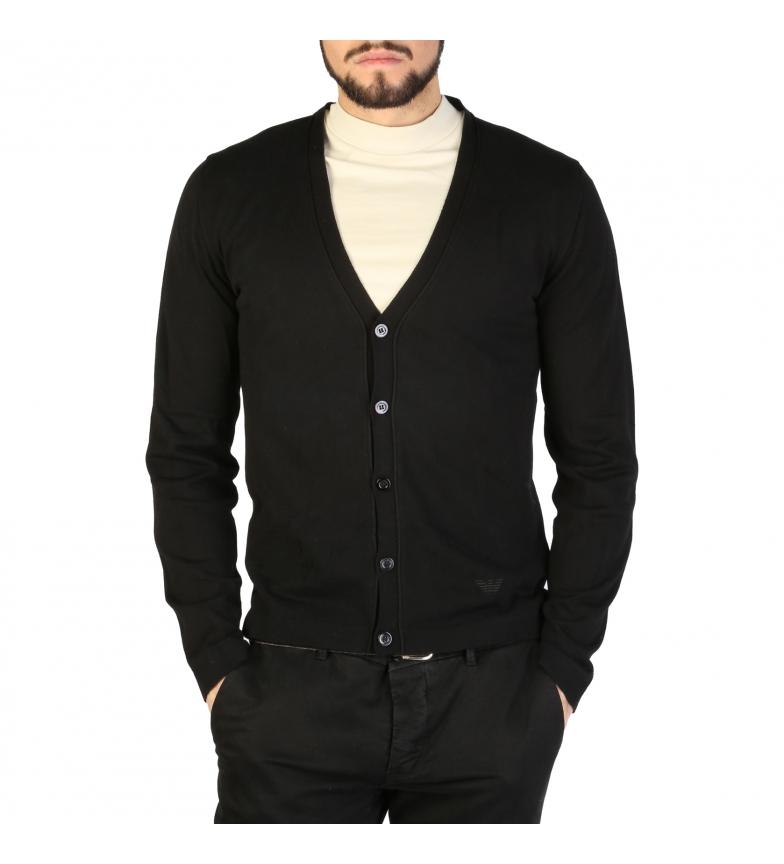 Comprar Emporio Armani Suéteres 01E22M_0102M black