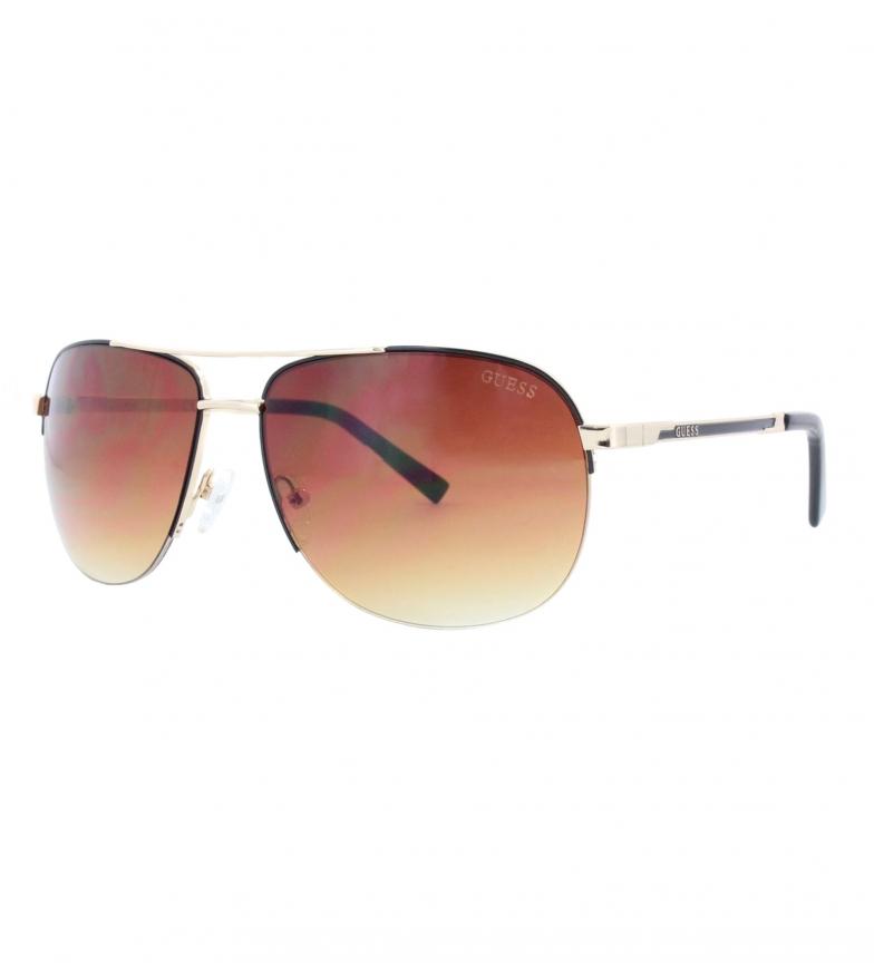 778f8ee6fd9 Comprar Guess Gafas de sol GF0164 orange - Es De Marca Outlet Store