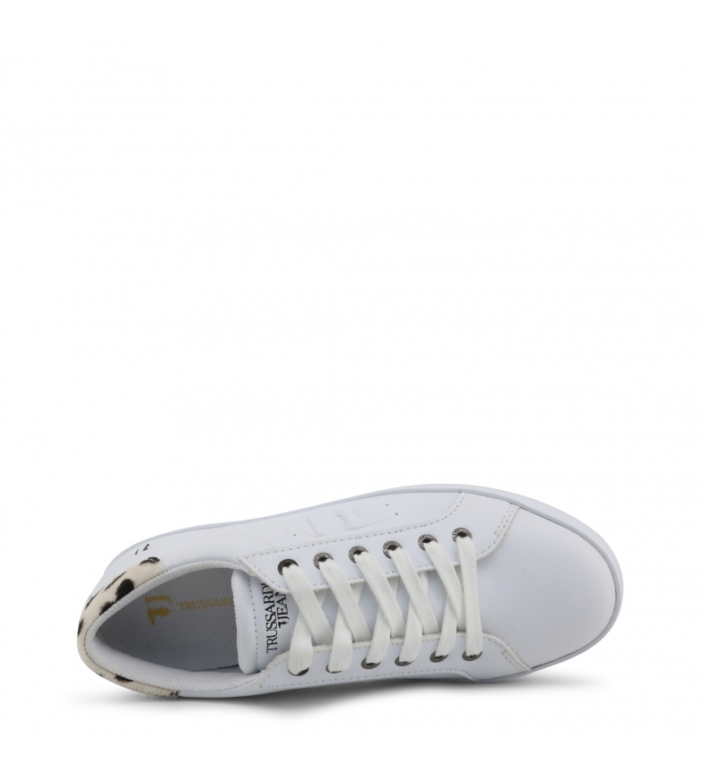 Trussardi Sneakers White 79a00255 Trussardi White 79a00255 Sneakers 9IE2DWH