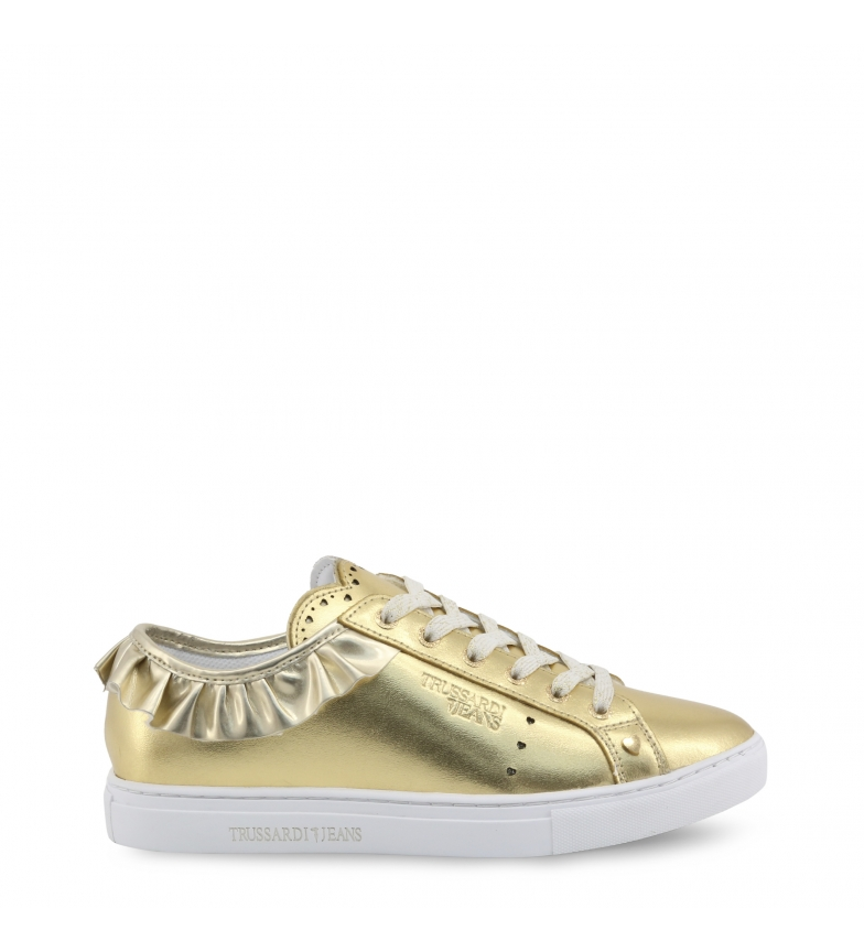 Yellow Sneakers 79a00232 Sneakers Trussardi Trussardi Sneakers 79a00232 Trussardi Yellow 79a00232 htQrCdsx