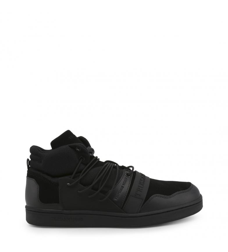 77a00099 Trussardi Sneakers Trussardi Black Sneakers Trussardi Black 77a00099 Sneakers Ib6gvYfy7