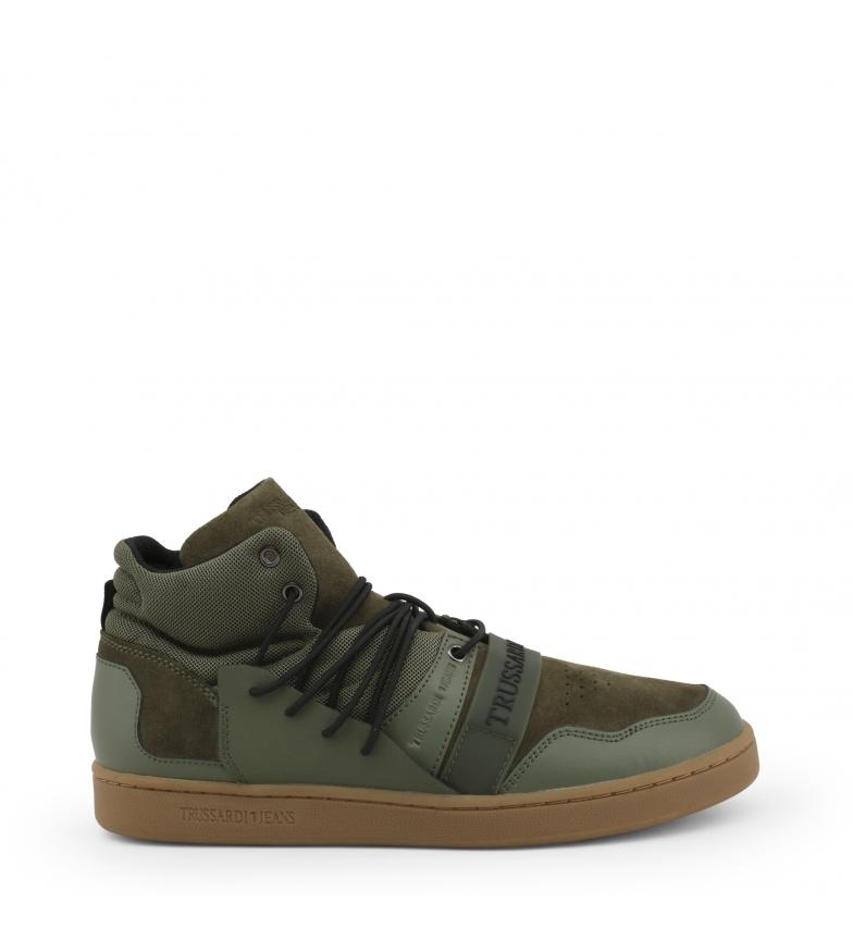 Comprar Trussardi Sneakers 77A00099 green