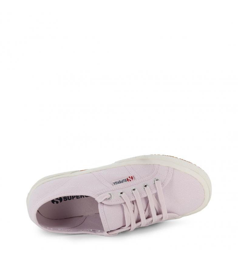 Superga Superga Pink Cotu Sneakers Classic OkZPuiX