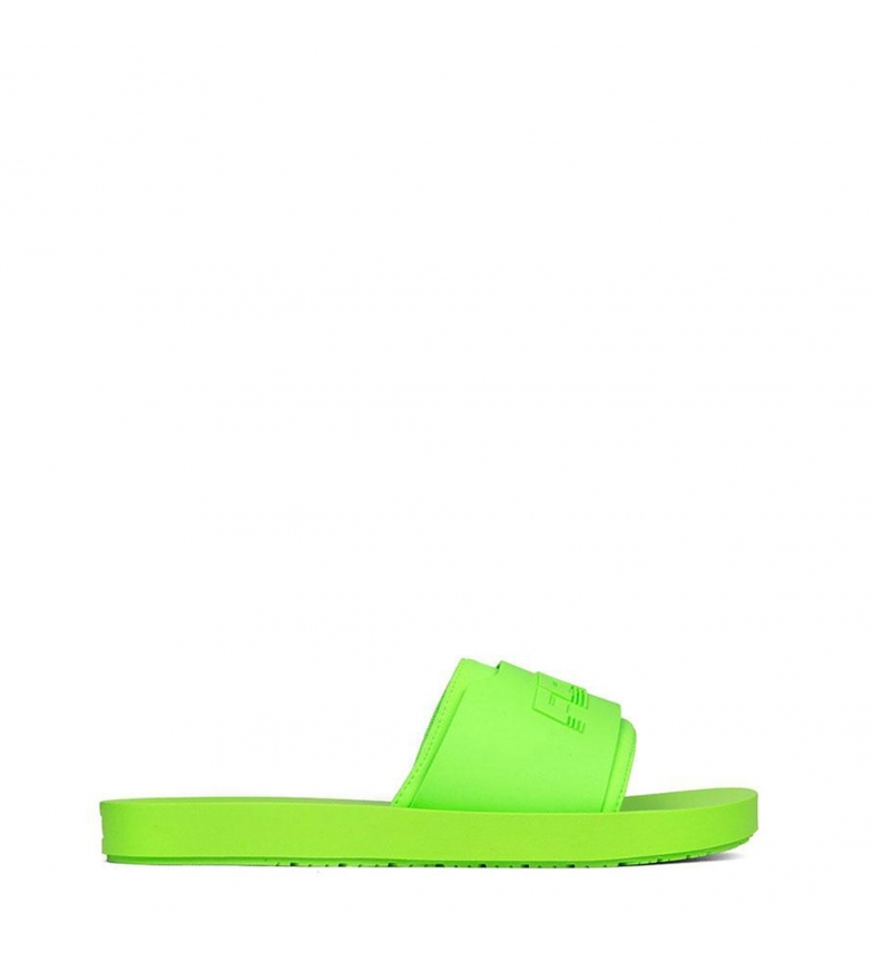 Comprar Puma Chanclas 367747 green