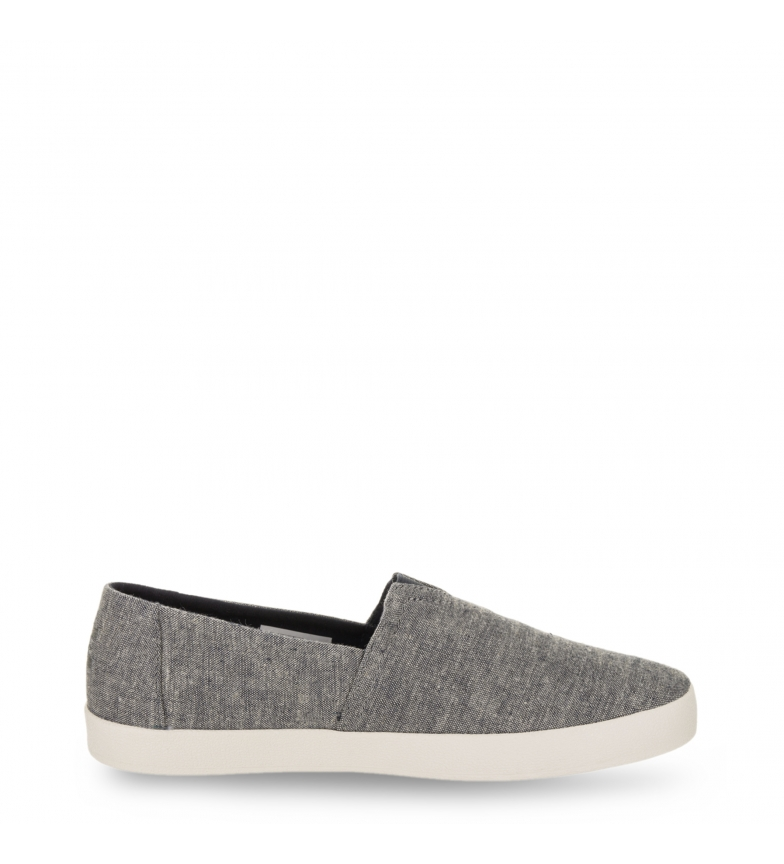 Comprar TOMS Slip-on CHAMBRAY-BF grey
