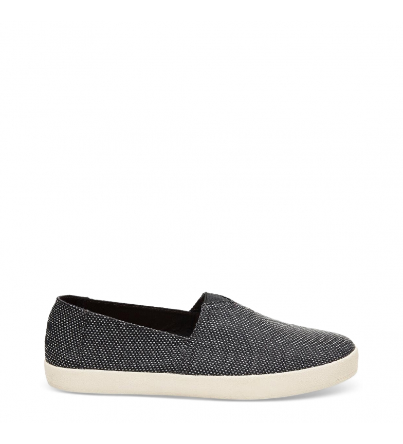 Comprar TOMS Slip-on YARN nero