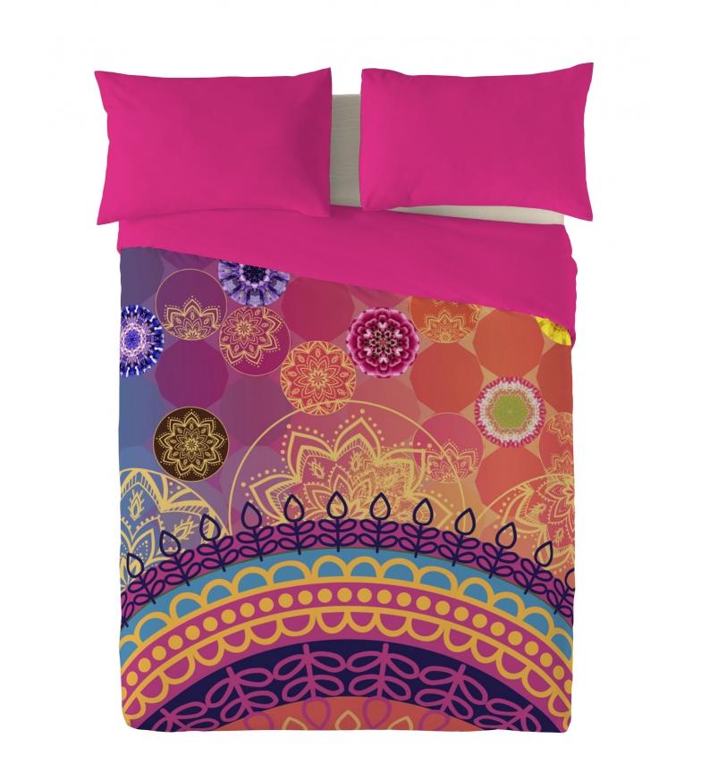Copripiumino Kinder.Casual Letto Multicolore Homewear Copripiumino 135cm