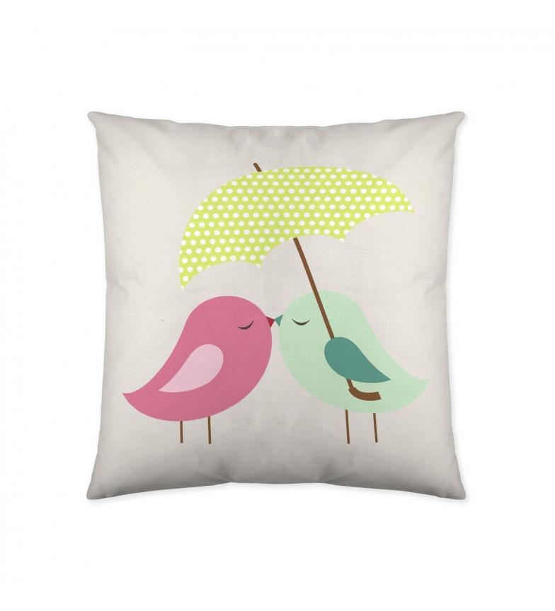 Comprar Naturals Cushion with Eden filling -50x50cm