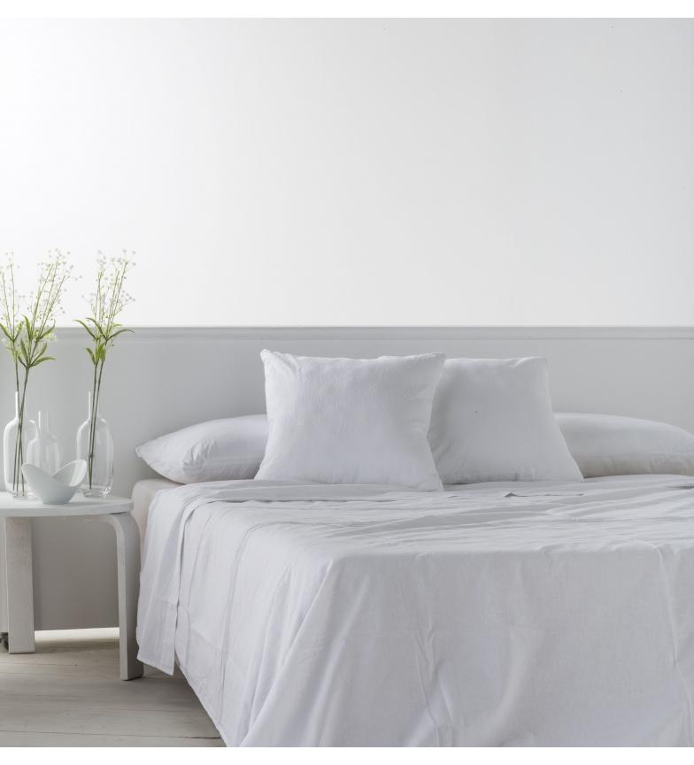 Comprar Naturals Drap de dessus en lin blanc -Lit 90cm