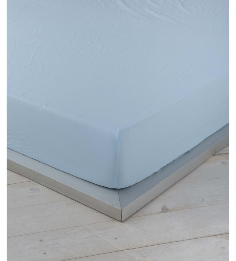 Comprar Naturals Bassrink linge de lit réglable bleu marine -Lit 150cm