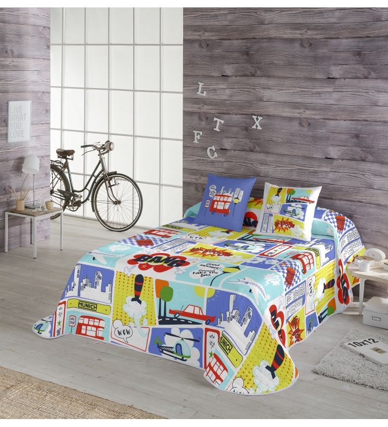 Comprar Munich Bedspread Play Kid bouti -Bed 105cm