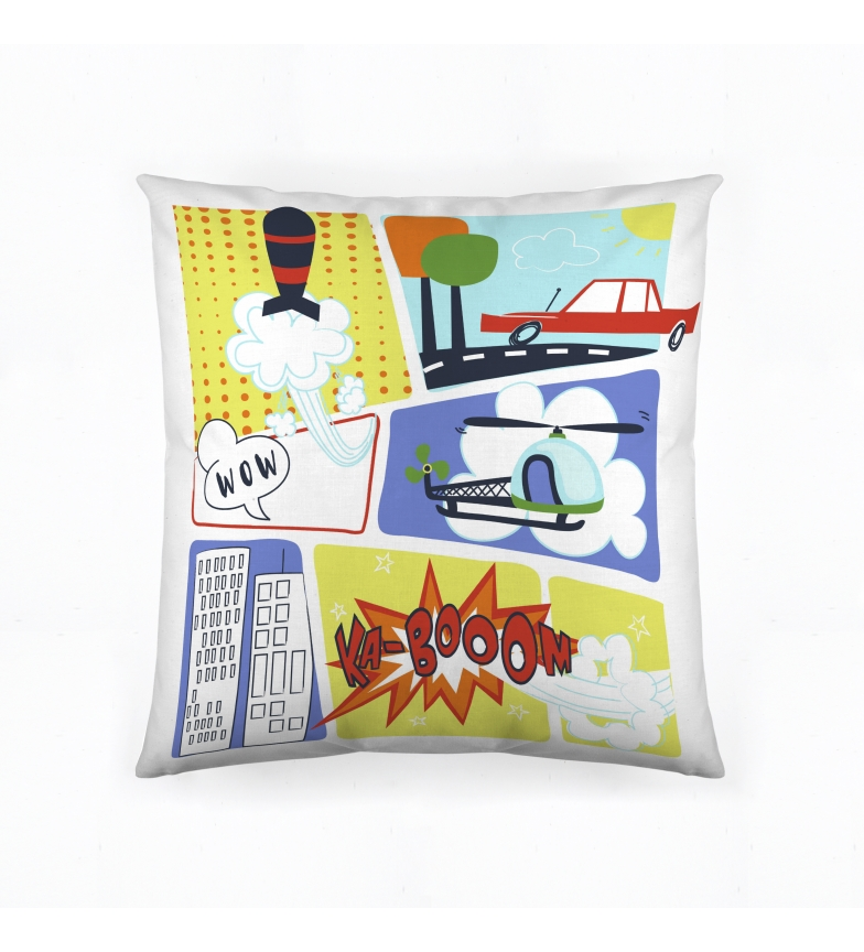 Comprar Munich Almofada reversível com acolchoamento Play Kid -50x50cm