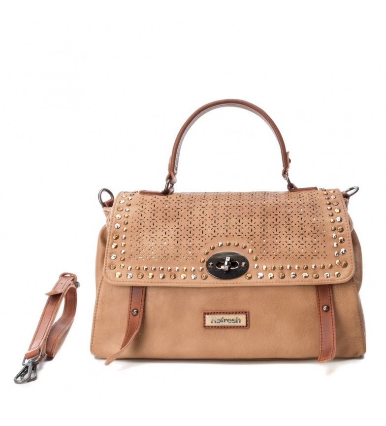 Comprar Refresh Bolso 083199 camel -24x34x11cm-