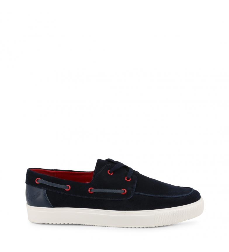 Comprar Docksteps GOLD-LOW Loafers de couro azul