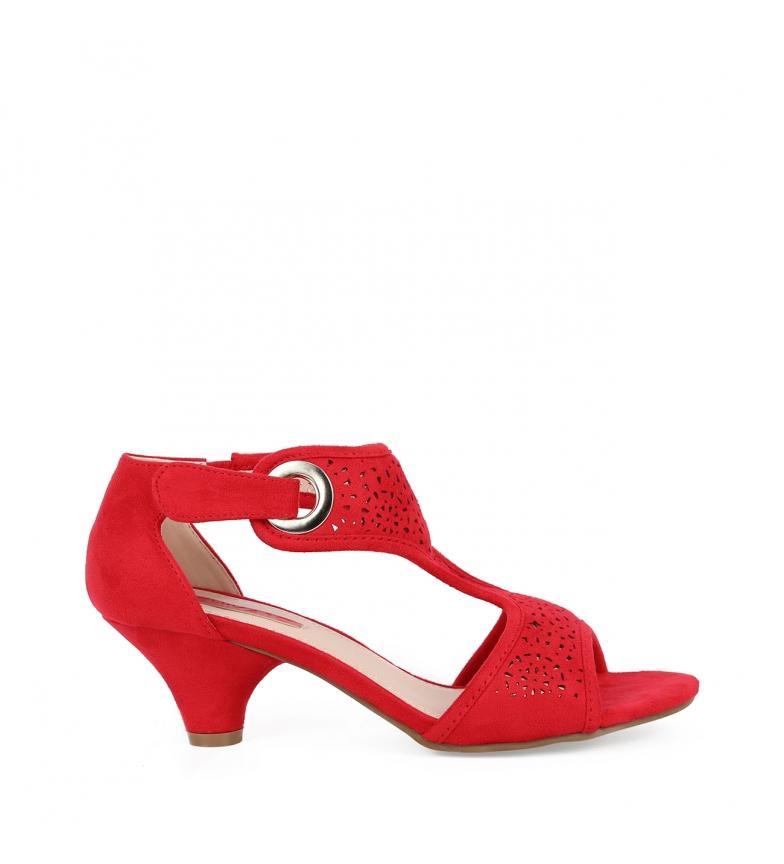 Comprar Chika10 Sandalias Amira 05 rojo