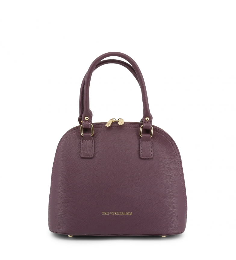 Comprar Trussardi Bolso de piel 76BTB05 violet