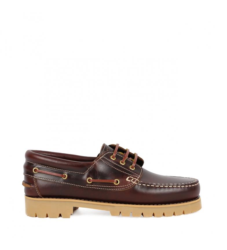 Comprar Chiko10 Chaussures Nautilus 01 cognac