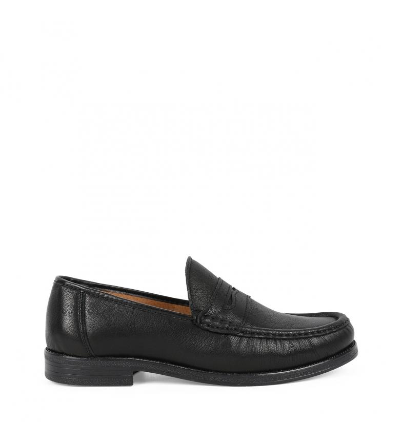 Comprar Chiko10 Leather moccasins Working 01 black