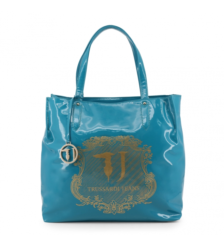 Comprar Trussardi Shopping bag 75B01VER verde -36x34x34x13cm