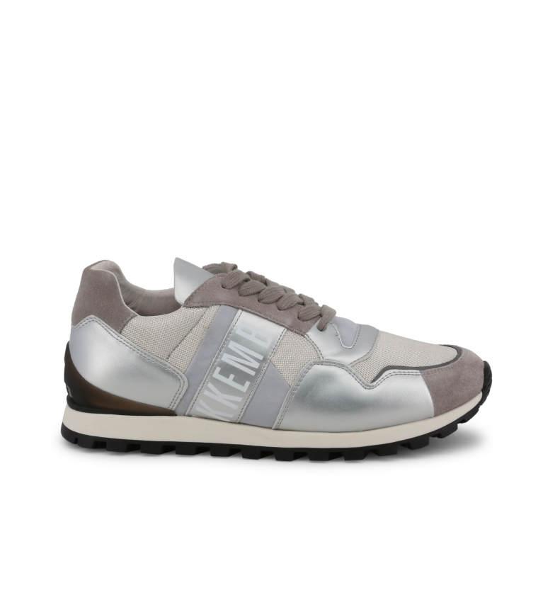 Comprar Bikkembergs Sneakers FEND-ER_2376 gris